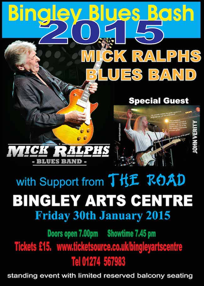 Bingley Blues Bash