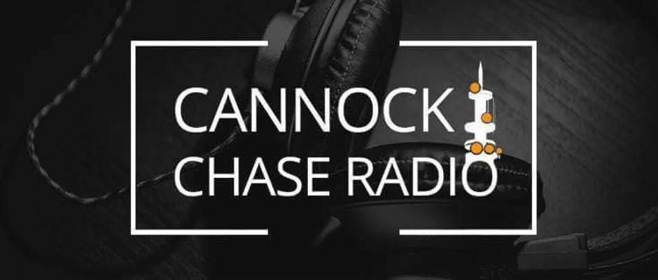 cannock chase radio with john verity